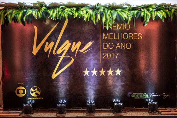Prêmio Revista Vulque os melhores do estado de Pernambuco 2017