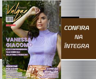 Edição de Maio - Vanessa Giácomo