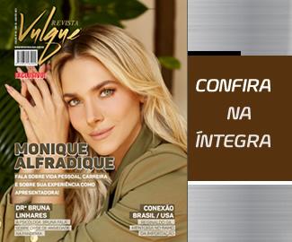 Edição de Agosto - Monique Alfradique