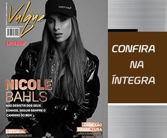 Edição de Setembro- Nicole Bahls